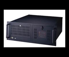 4U Rackmount IPC with Intel Core (8th Gen.) CPU, 500W...