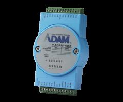 16-Ch Isolated DI Module w/ LED & Modbus