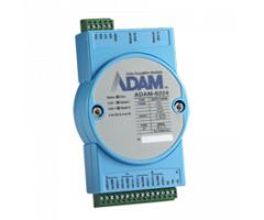 4-ch Isolated Analog Output Modbus TCP Module