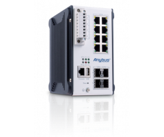 Anybus Managed industrial L3 switch