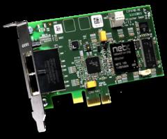 Hilscher CIFX 70E-RE/MR Teollisuus-Ethernet -väyläkortti