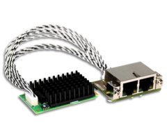 Hilscher CIFX 90E-RE/MR/ET/F Teollisuus-Ethernet -väyläkortti