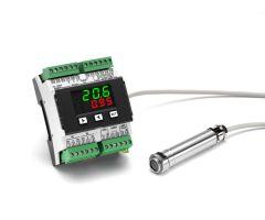 Calex PE21HT Pyrometri kosketuksettomaan lämpötilan mittaukseen