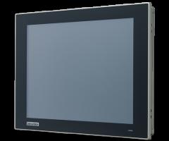 "12.1"" XGA Ind. Monitor, w/Resistive TS"