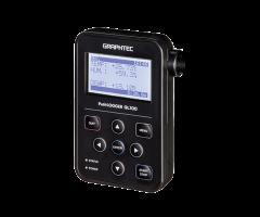 Graphtec GL100-N Dataloggeri ohjelmoitavilla anturituloilla