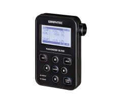 Graphtec GL100-WL Dataloggeri ohjelmoitavilla anturituloilla