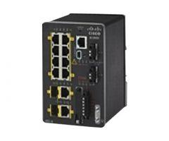 Cisco IE-2000-8TC-B Hallittava Ethernet-teollisuuskytkin