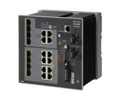 Cisco IE-4000-4S8P4G-E PoE-teollisuuskytkin