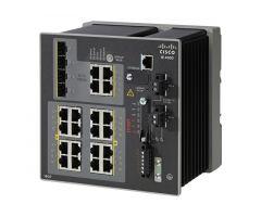 Cisco IE-4000-8GT8GP4G-E PoE-teollisuuskytkin