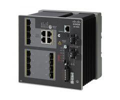 Cisco IE-4000-8S4G-E Hallittava Layer 3 -teollisuuskytkin