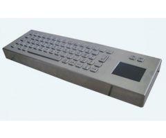 Inputel KB-CA2-USB Ruostumaton teollisuusnäppäimistö