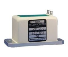 LCF high shock single axis accelerometer