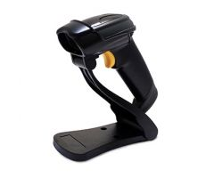 MS339 2D Scanner with Stand and  2.4m coiled USB cable
