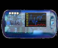 MSR 145WDB25T5H2P5A Dataloggeri kuljetusten valvontaan