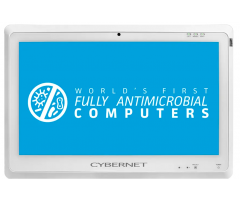 """24"""" Medical Cart Computer, 16:9 FullHD, PCAP Multitouch,..."""