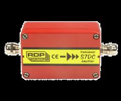 RDP Electronics S7DC Vahvistin Load Cell voima-antureille