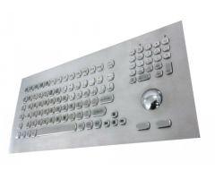 Inputel KB021-USB Paneeliasenteinen teollisuusnäppäimistö