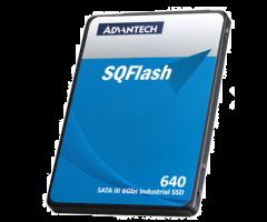 "Advantech SQF-S25M4-512G-SBC 2.5"" SSD-levy"