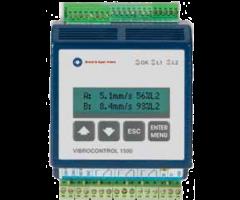 BK Vibro VC-1500 Laakerivärähtelyn kunnonvalvontajärjestelmä
