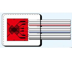 TML WFRA-6-XX-3LDBTB-F Vedenkestävä venymäliuska