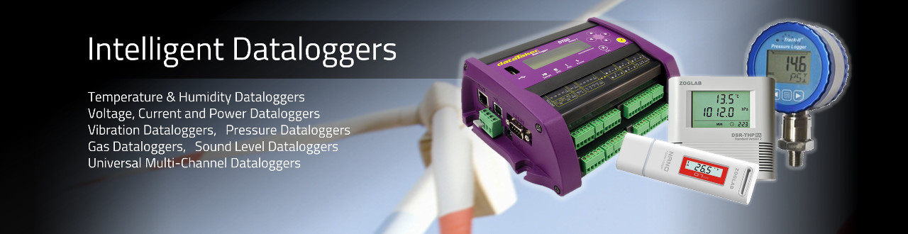 Nearly 200 different dataloggers in Elkome WebShop. Check out the products!