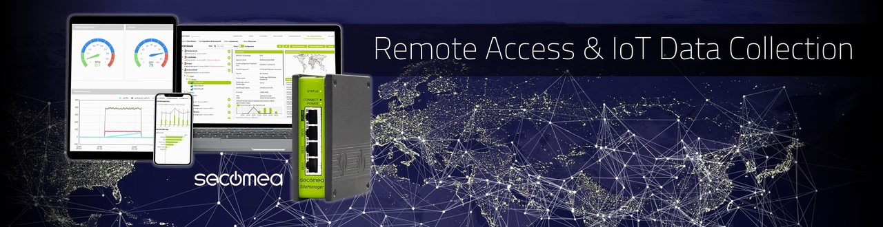 Secure Remote Access and IoT Data Collection - Order Starter Package Now!
