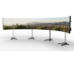 Elkome EMDW-FL-12x1P Videowall Display