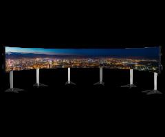 Elkome EMDW-FL-18x1P Videowall Display