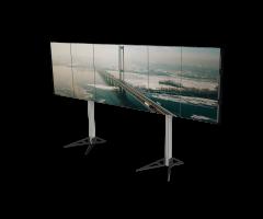 Elkome EMDW-FL-6x1P Videowall Display