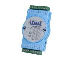 Advantech ADAM-4019+-AE Hajautettu I/O Modbus RTU -väylään