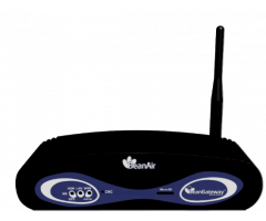 BeanAir BGTW-ETH-MODIP-IND Langaton vastaanotin