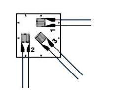 TML CFRA-3-350-XX Gryogenic Temperature Strain Gauge