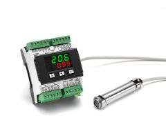 Calex PE21LT Pyrometri kosketuksettomaan lämpötilan mittaukseen