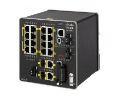 Cisco IE-2000-16PTC-G-NX Industrial PoE Switch