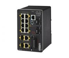 Cisco IE-2000-8TC-L Hallittava Ethernet-teollisuuskytkin