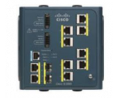 Cisco IE-3000-8TC Industrial Managed Ethernet Switch
