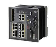 Cisco IE-4000-16T4G-E Industrial Managed Layer 3 Ethernet Switch