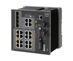 Cisco IE-4000-16T4G-E Hallittava Layer 3 -teollisuuskytkin