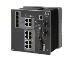 Cisco IE-4000-8GT4G-E Industrial Managed Layer 3 Ethernet Switch