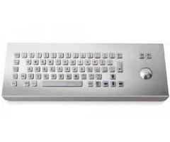 Inputel KB-CA1-USB Stainless Steel Keyboard