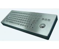 Inputel KB-CA3-USB Stainless Steel Keyboard