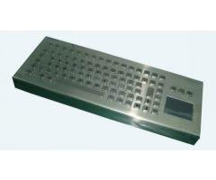 Inputel KB-CA4-USB Stainless Steel Keyboard