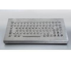 Inputel KB-CA6-USB Stainless Steel Keyboard