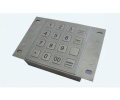 Inputel KP901 Rear Mount Metal Keypad