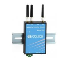 Robustel M1000, 4G Cat 4 One SIM, 1xUSB, 10-36VDC