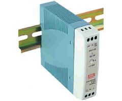 Power Supply DIN-RAIL 85-264VAC to 24 V/ 1A/24W