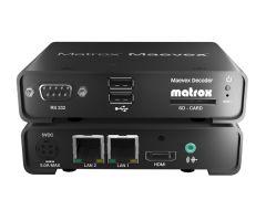 Matrox MVX-ED5150F Video Streamer