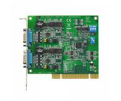 Advantech PCI-1602C-AE Sarjaväyläkortti