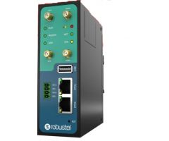 Robustel R3000-LG4LB-B028717 Industrial LoRaWAN Gateway