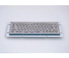 Inputel MKB701-USB Rear Mount Stainless Steel Keyboard